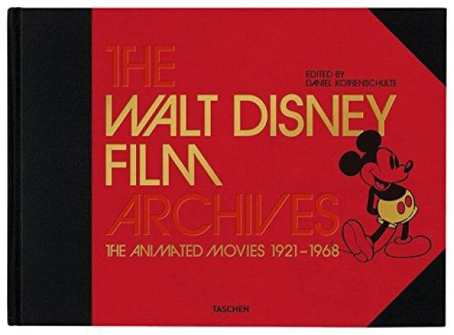 WALT-DISNEY-FILM-ARCHIVES,-THE-9783836563659
