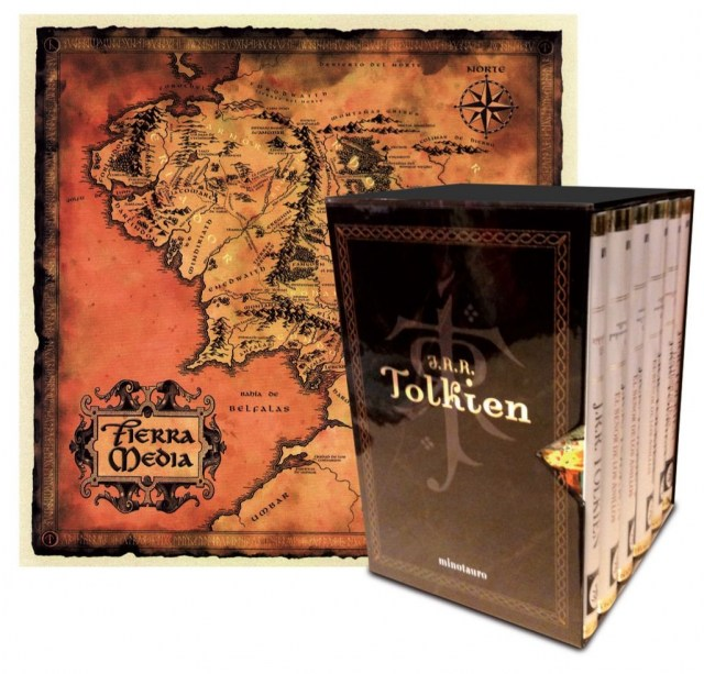 Pack-Tolkien-(6-vol)-9788445077641